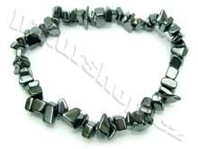 náramek z hematitu šperky drahé kameny