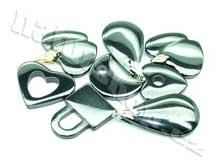 hematitove privesky šperky