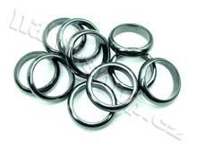 hematitový prsten prstýnek