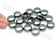 hematitové prsteny